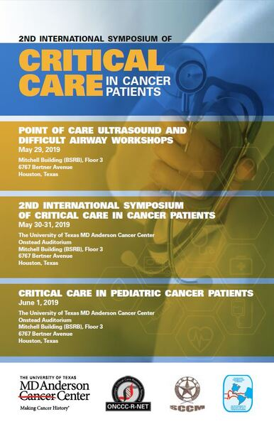 Events - ONCOLOGIC CRITICAL CARE RESEARCH NETWORK (ONCCC-R-NET)